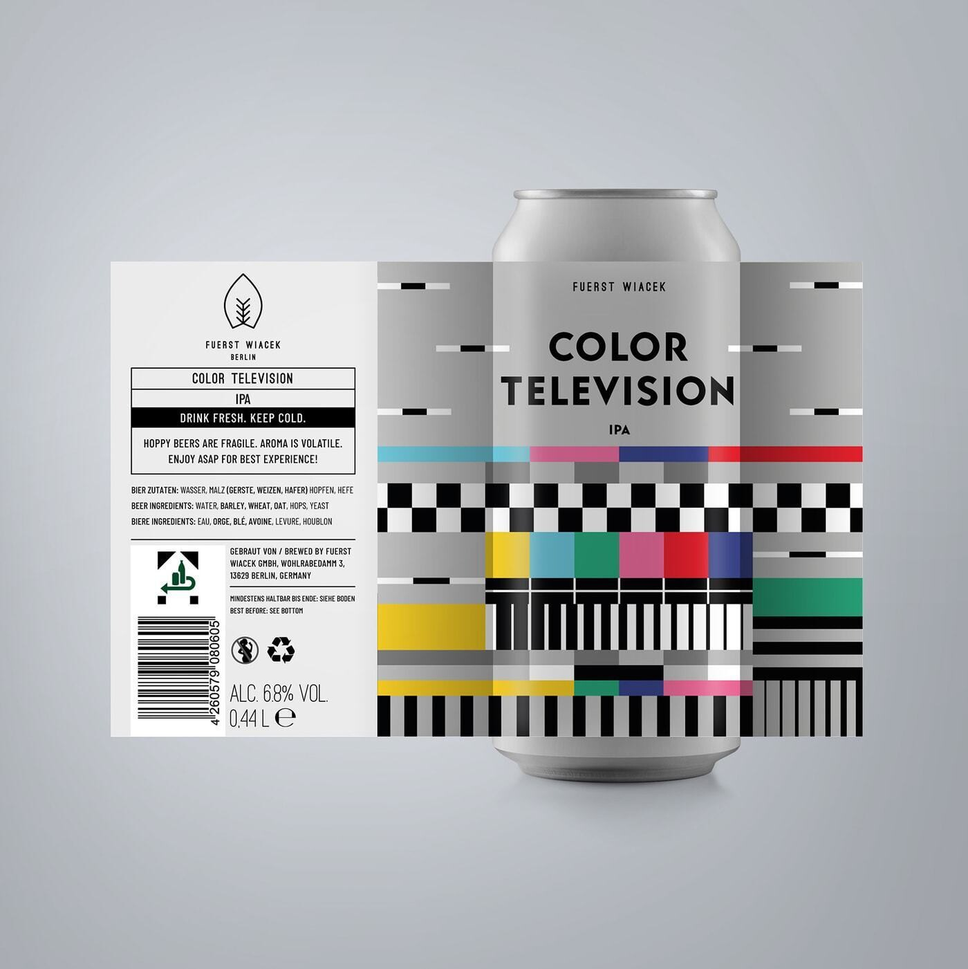 Fuerst Wiacek Colour Television IPA