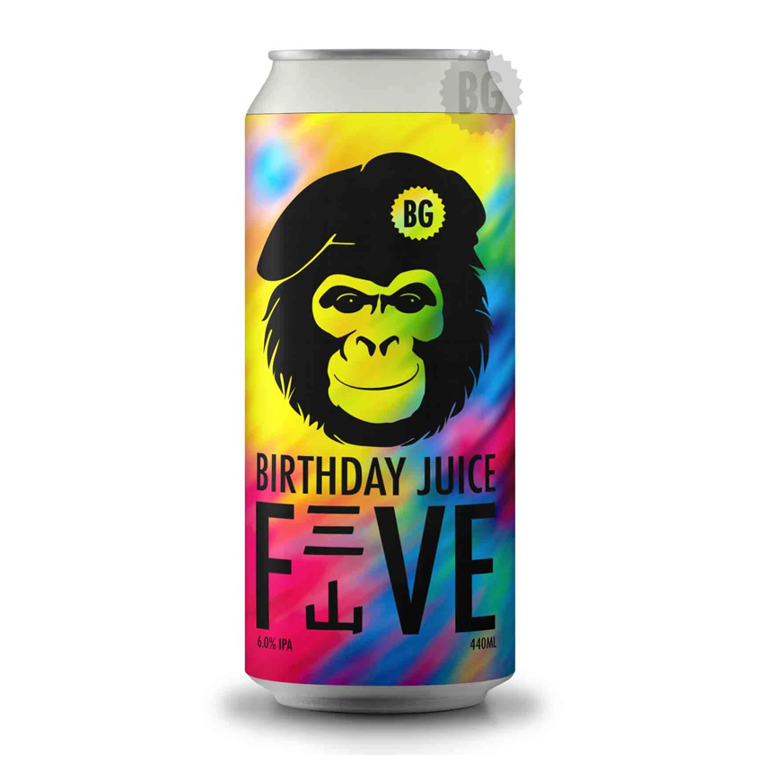 Three Hills Birthday Juice Five IPA