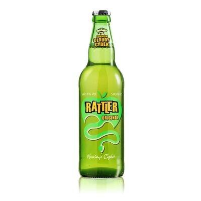 Healeys Rattler Cornish Cider Bottle 500ml