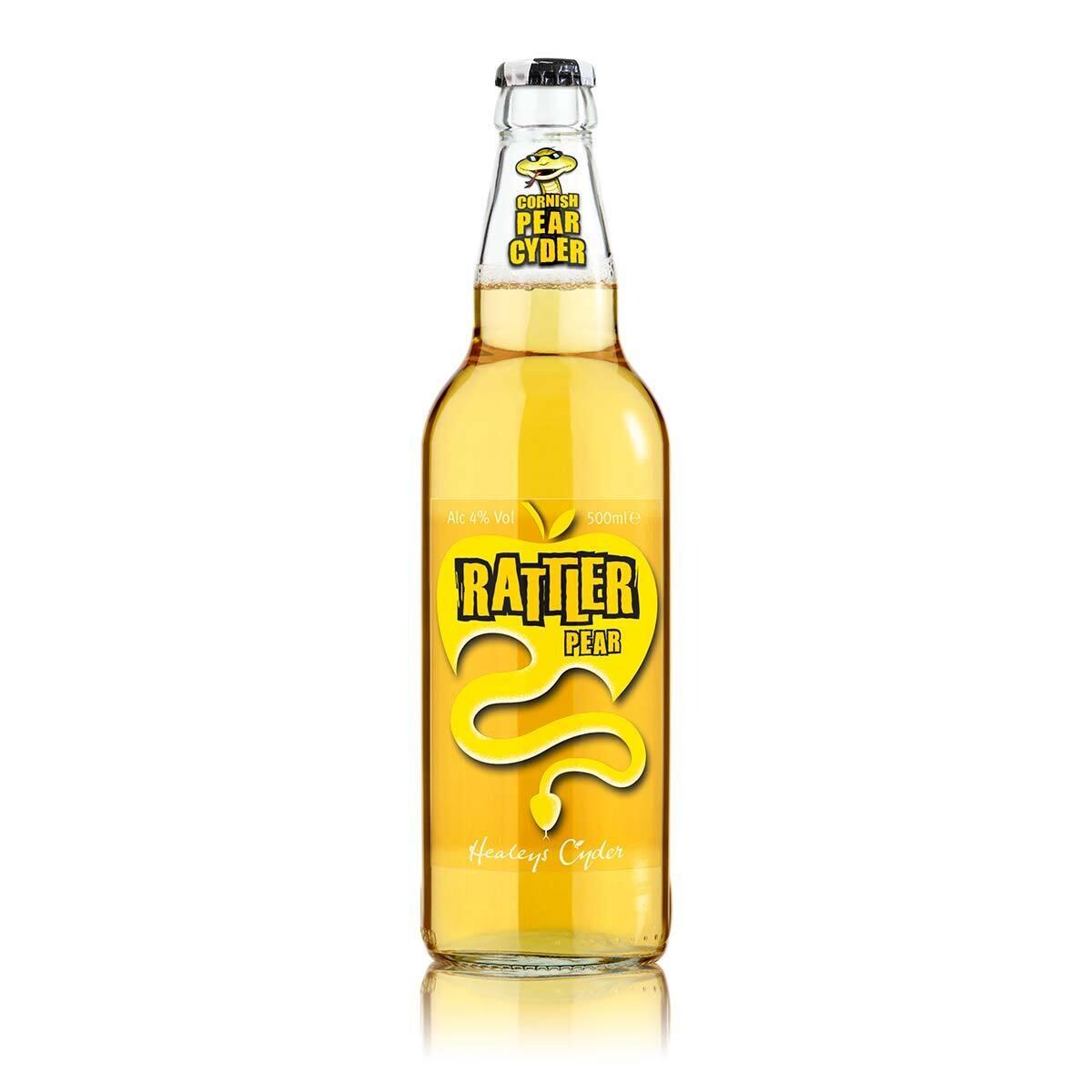 Healeys Rattler Pear Cornish Cider