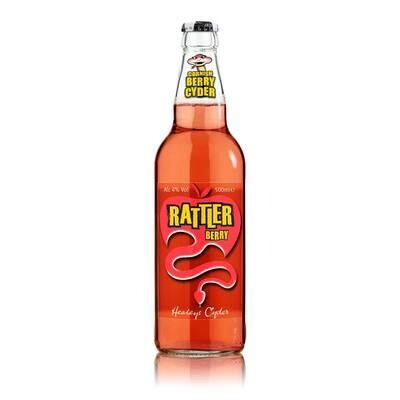 Healeys Rattler Berry Cornish Cider
