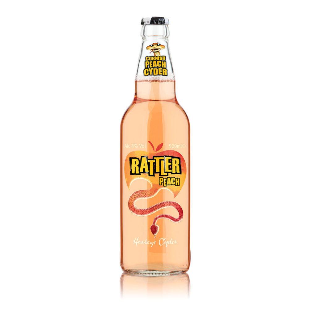 Healeys Peach Cornish Cider