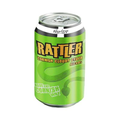 Healeys Rattler Cornish Cider Can 330ml