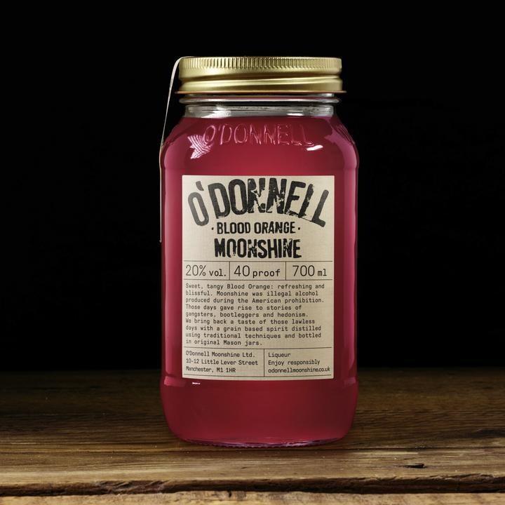 O'Donnel Blood Orange Moonshine