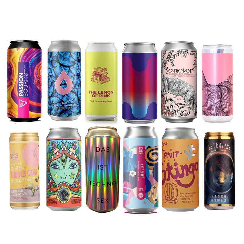 Madness Craft Sour 12 Pack