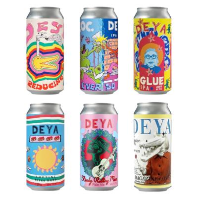 Deya Selection 6 Pack + Glass
