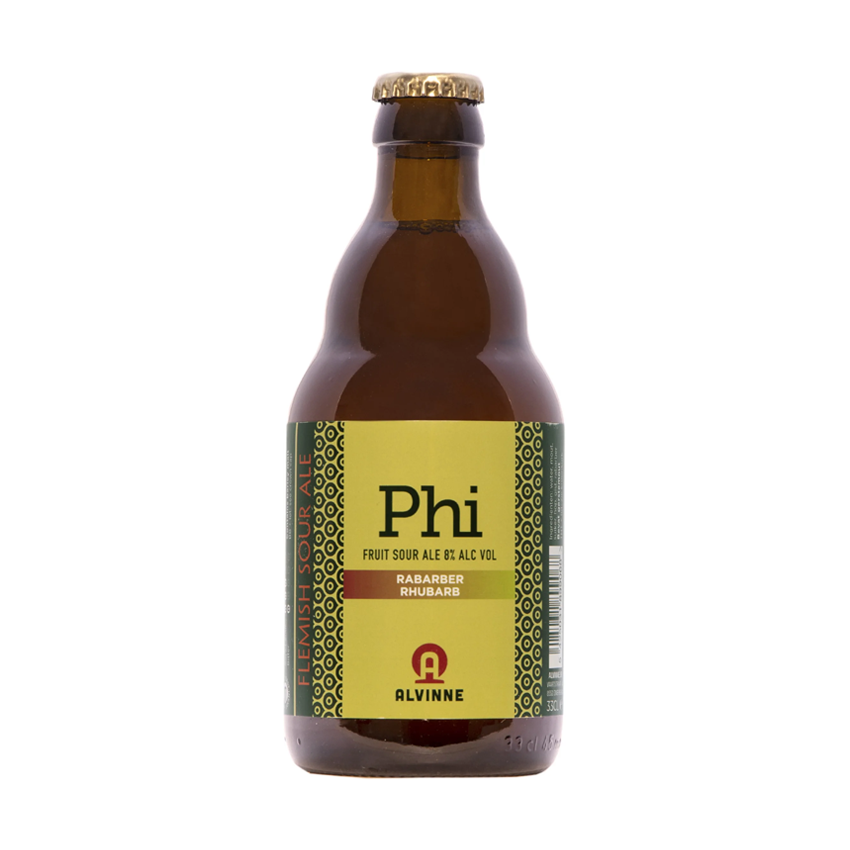 Alvinne Phi Rabarber Fruited Sour