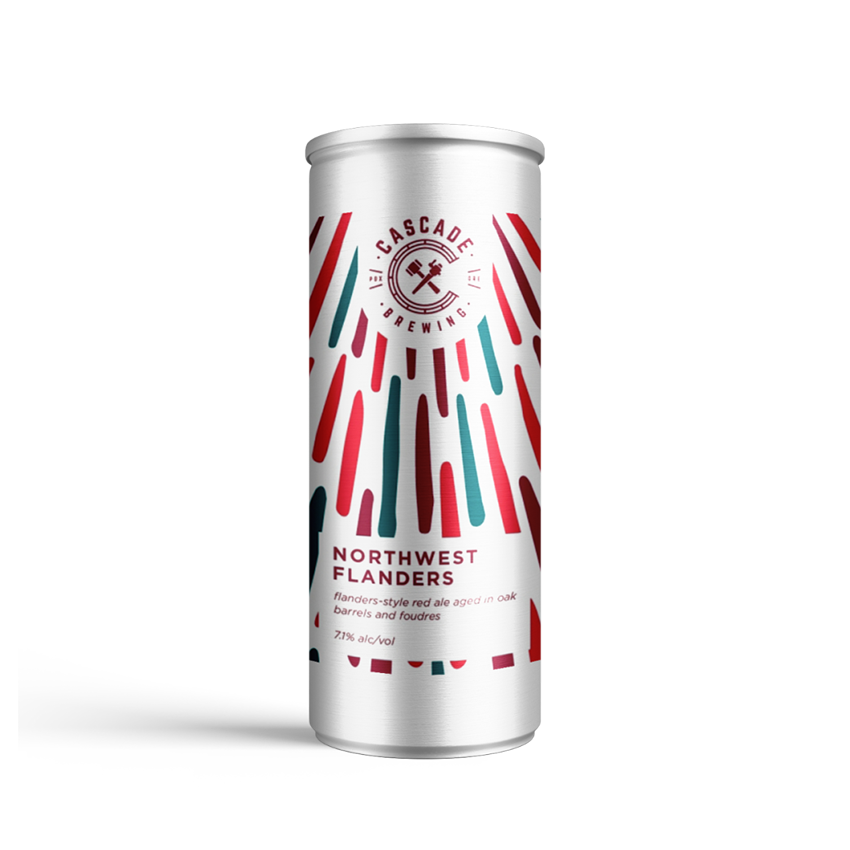 Cascade Northwest Flanders Sour Red Ale 250ml CAN