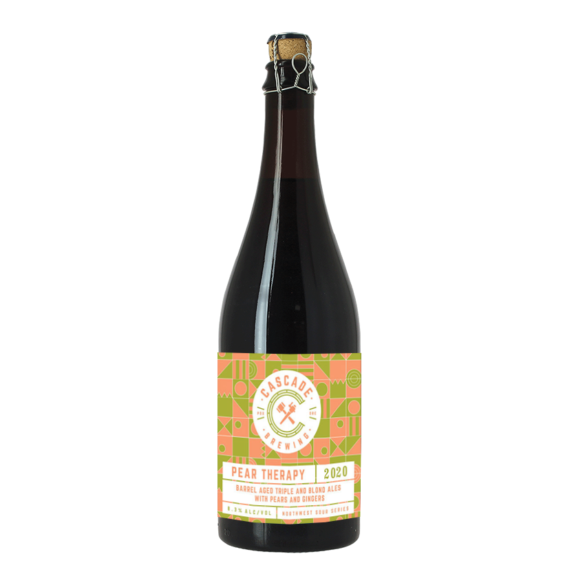 Cascade Pear Therapy 2020 BA Fruited Sour