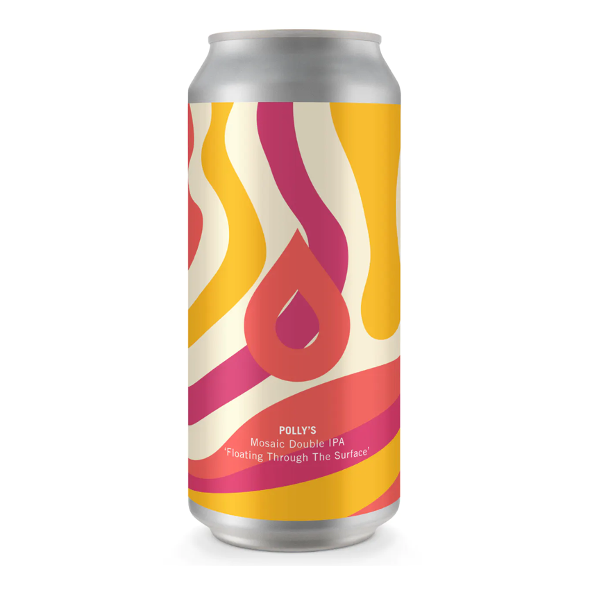 Polly's Floating Through The Surface Mosaic DIPA