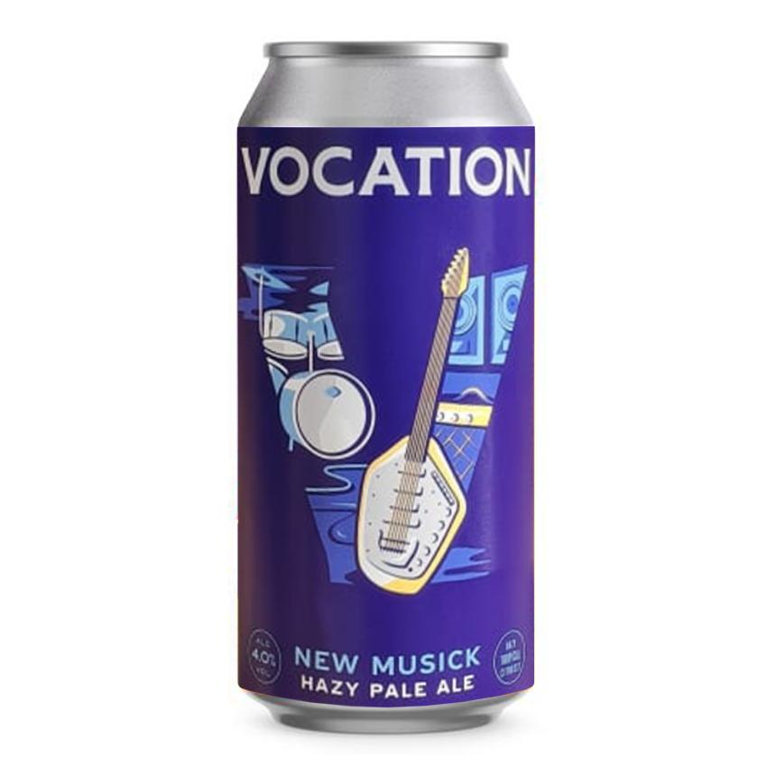 Vocation New Musick Hazy Pale Ale