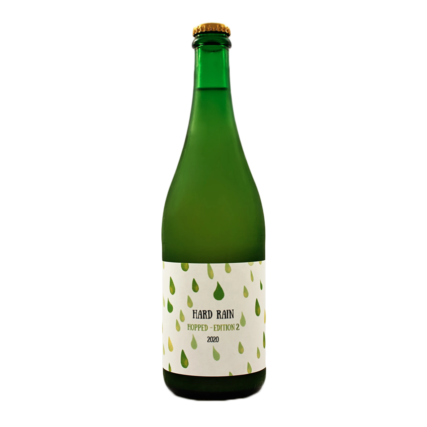 Little Pomona Hard Rain Hopped Edition 2 2020 Cider
