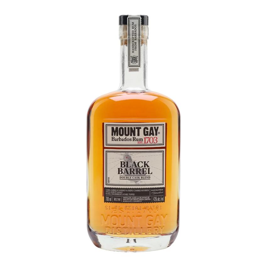 Mount Gay Black Barrel Double Cask Blend Rum
