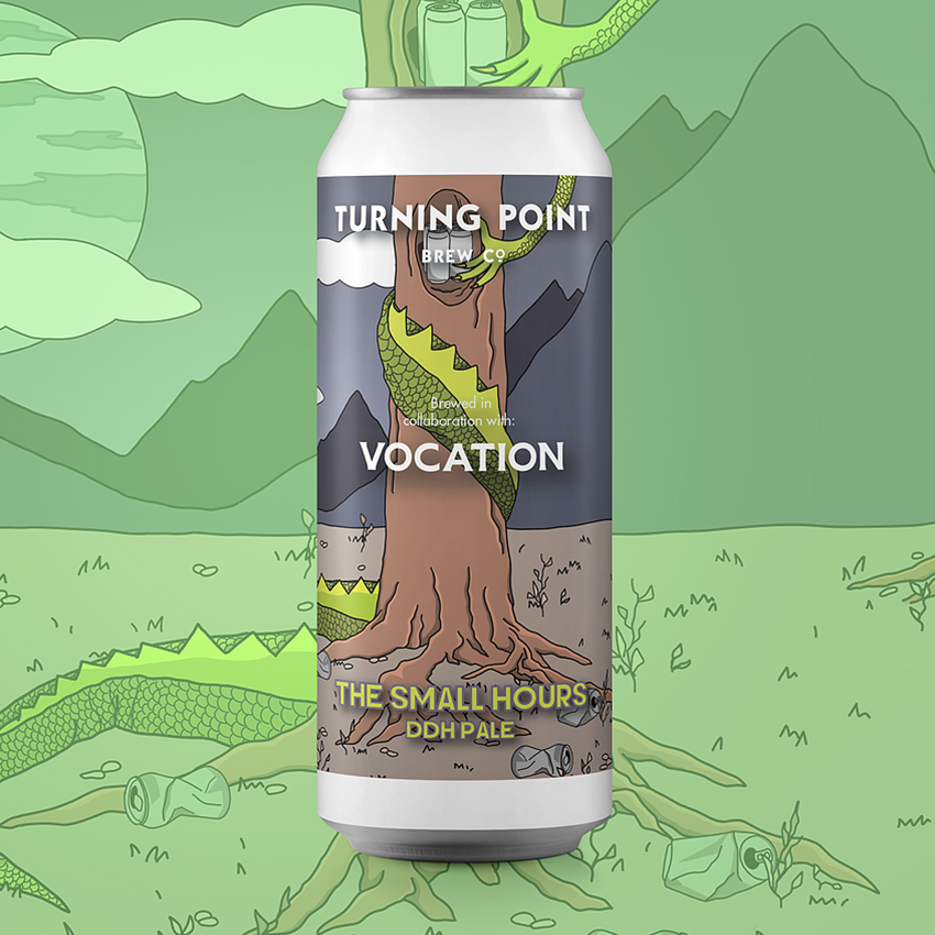 Turning Point The Small Hours DDH Pale Ale