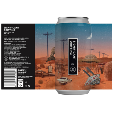 Wylam Significant Drifting IPA