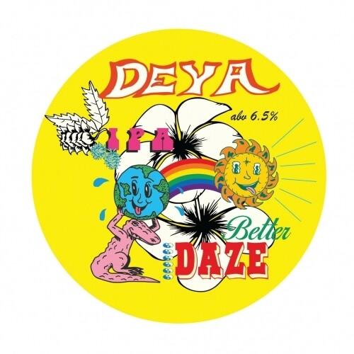 Deya Better Daze NE IPA KEG (1.5 or 4 Pints)