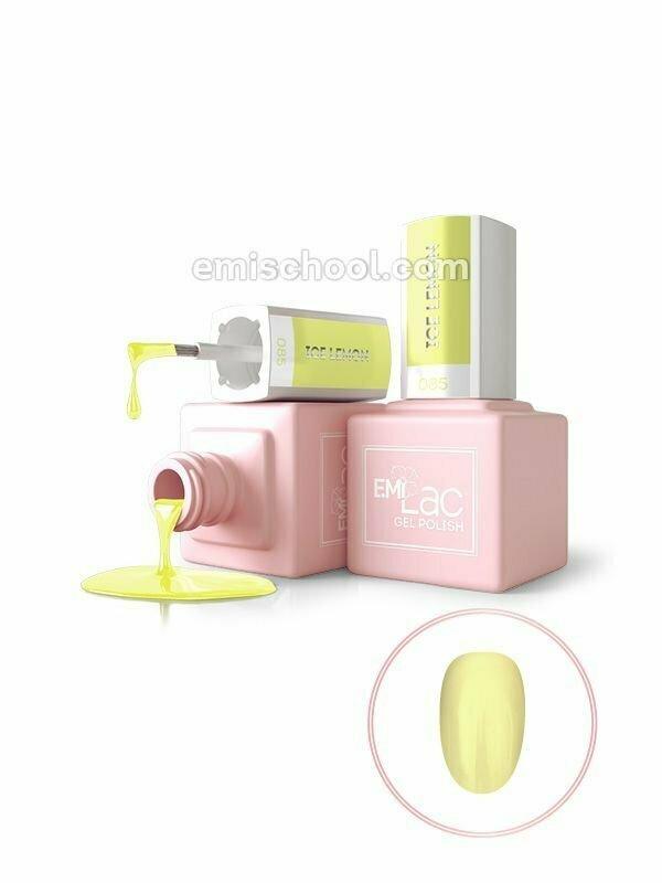 E.MiLac SC Ice Lemon #085, 9 ml.