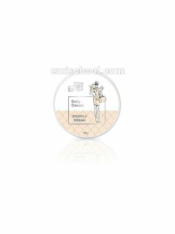 Hand and Body Cream Souffle Daily Casual, 50/200 g.