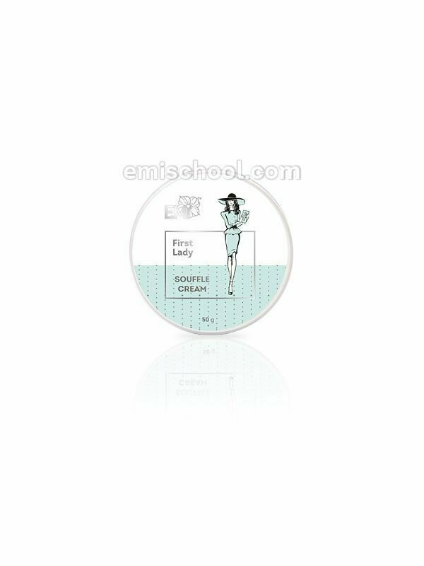 Hand and Body Cream Souffle First Lady, 50/200 g.