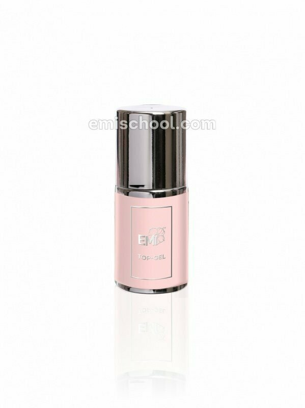Top-gel without sticky layer, 15 ml.