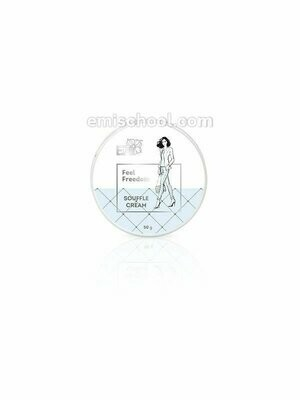 Hand and Body Cream Souffle Feel Freedom, 50/200 g.