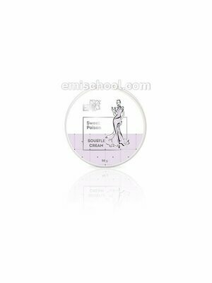 Hand and Body Cream Souffle Sweet Poison, 50/200 g.