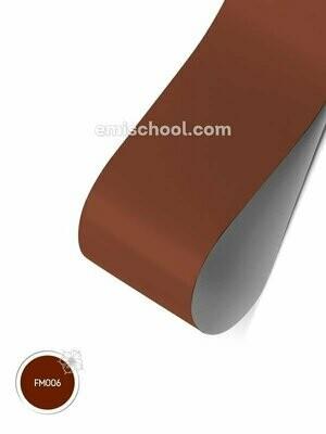 Foil matte Brown, 1.5 m.