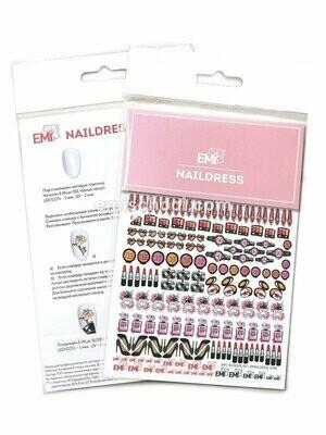 Naildress Slider Design #4 Cosmetics
