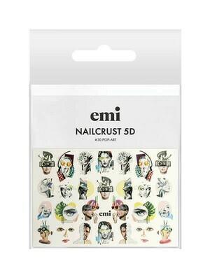 NAILCRUST 5D #30 Pop-Art