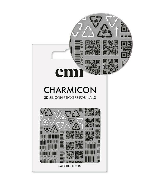 Charmicon 3D Silicone Stickers #175 Codes