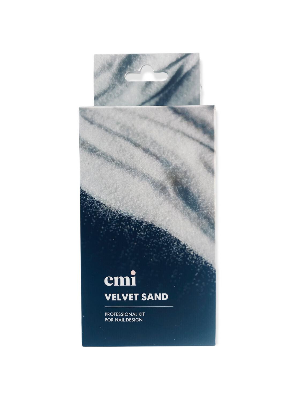Nail art kit Velvet Sand