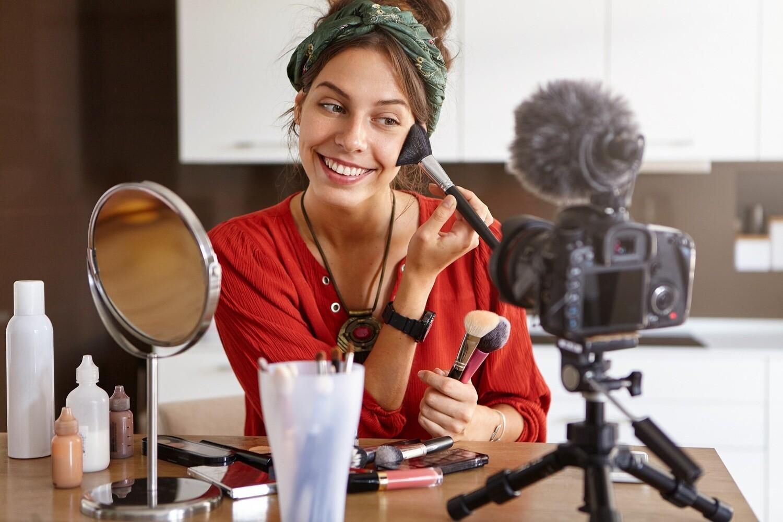 Live Virtual Course Makeup Artist Practical Day Makeup Lesson