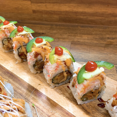 Jalapeno Spicy Tuna Roll
