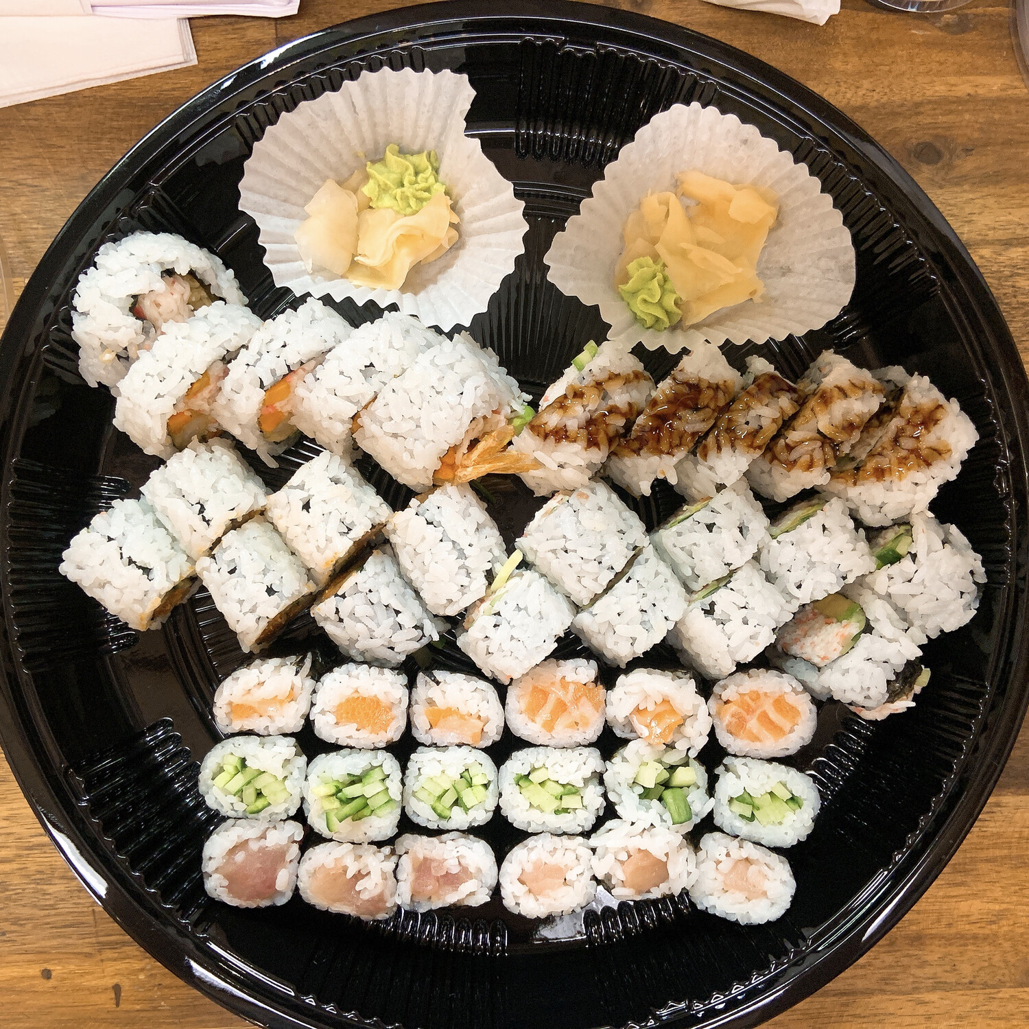 Party Tray A (For 2-3)