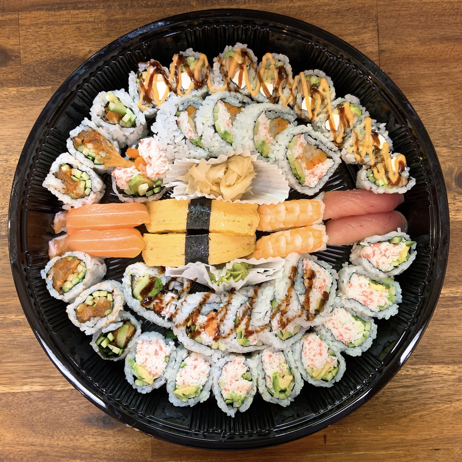 Party Tray C (For 3-4)