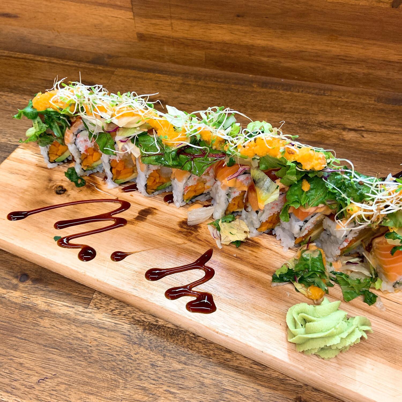 Sexy Salmon Roll