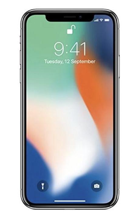 Iphone X 256go Blanc