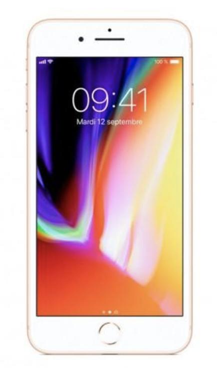 Iphone 8 plus 64go Blanc