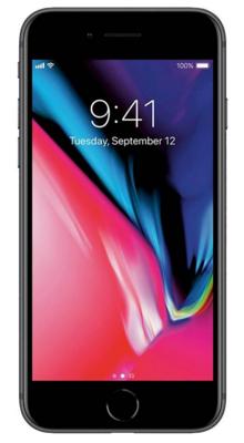 Iphone 8 Noir 64go
