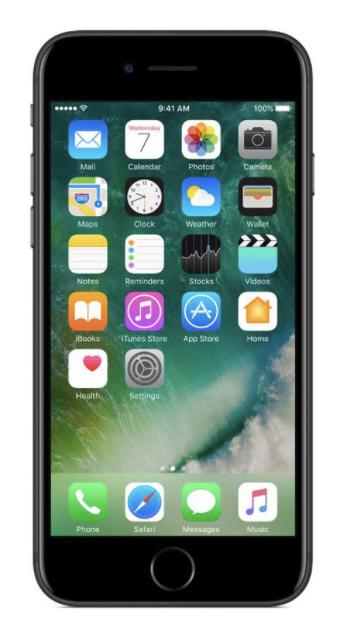 Iphone 6S plus Gris sidéral