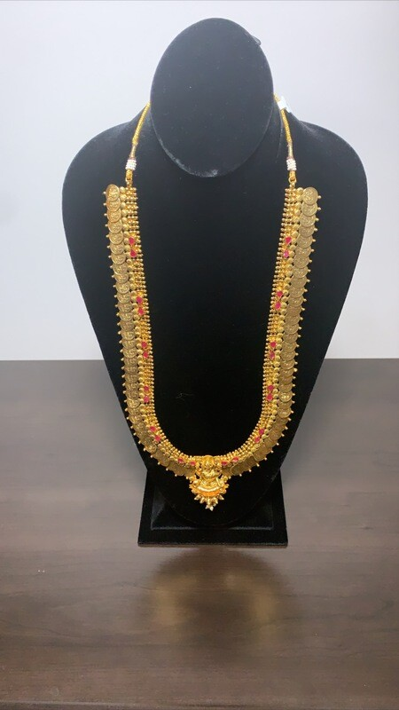 The Wealthy Necklace