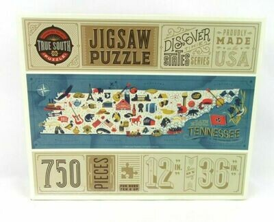 Tennessee State Puzzle