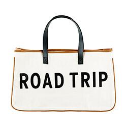 CANVAS TOTE - ROAD TRIP