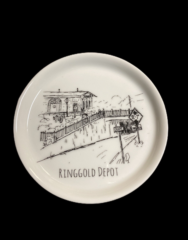 Ringgold Depot coaster