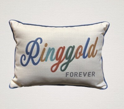 Ringgold FOREVER PILLOW
