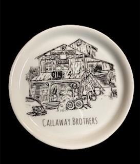 Ringgold Callaway brothers coaster