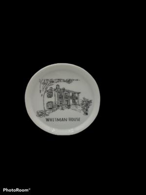 Ringgold Whitman House coaster