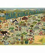 True South BLUE RIDGE PARKWAY Puzzle