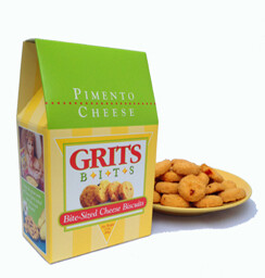Pimento Cheese Grits Bits
