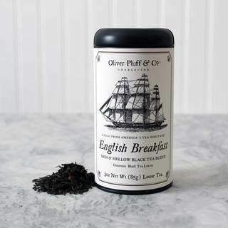 English Breakfast - Loose Tea in Signature Tea Tin